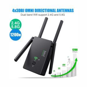 URANT WiFi Range Extender