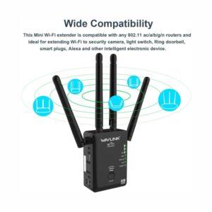 WiFi Range Extender Repeater