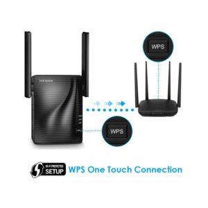 Dual Band WiFi Extender-AC1200 WiFi