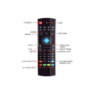 Air Mouse for Android tv Box, Gimibox