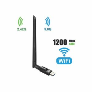 USB WiFi Adapter 1200Mbps
